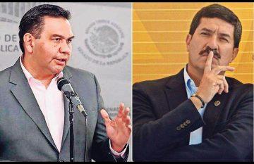 Javier Corral se expresó por el dictamen en contra a la solicitud de desafuero del senador Cruz Pérez Cuéllar