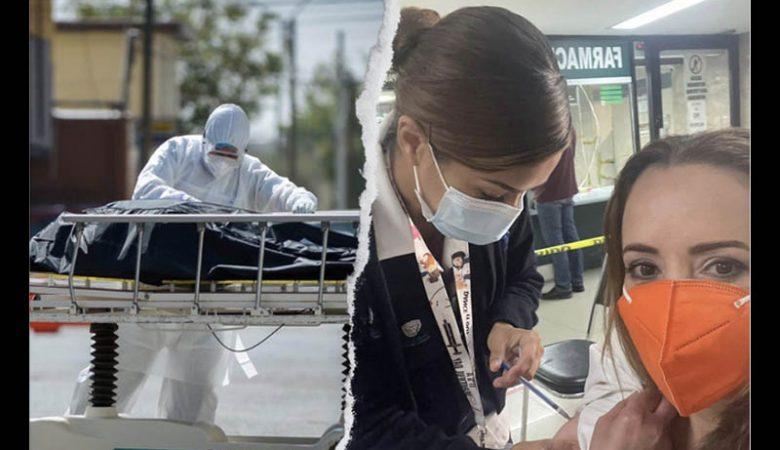 Vacunación y muertes por Covid-19