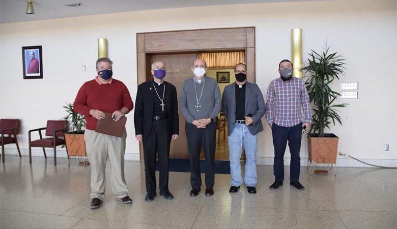 Los obispos de Juárez y El Paso se reunieron para tratar el tema de los migrantes