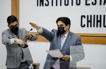 Yuri Zapata, el nuevo presidente del IEE