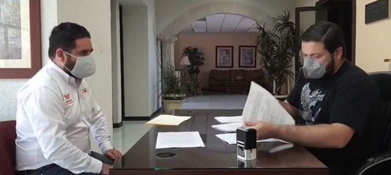 El MC interpuso una impugnación a la candidatura de Maru Campos