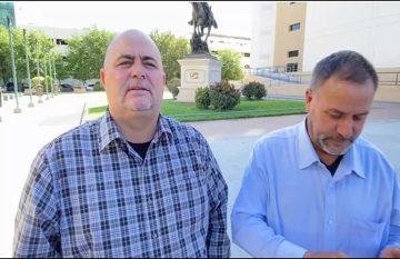 Adrián y Julián LeBarón