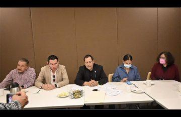 Comité de Salud Pública anunció que presentarán una denuncia contra Maru Campos
