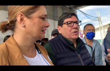 Maru Campos y Javier González Mocken se refirieron a la detención de ciudadanos por las obras del BRT