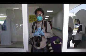A nivel mundial, México es el tercer en la estadística de periodistas muertos por la pandemia