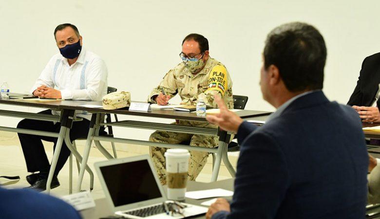 Reunión de la Mesa de Coordinación para la Construcción de Paz