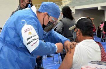 Vacuna Covid, coronavirus, para mexicanos de 50 a 59 años