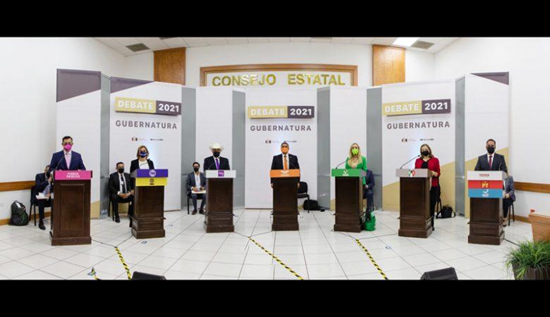 Debate 2021