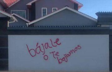 Amenazas a candidato de Morena en Guachochi