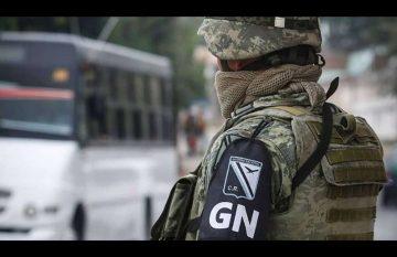 Guardia Nacional, policía