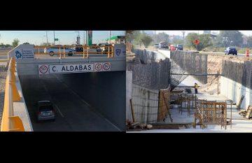 CMIC criticó las obras de los puentes enanos