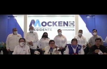 Grupo de revocación de mandato se alió oficialmente a la candidatura de Javier González Mocken