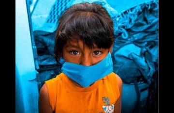 Niños durante la pandemia de Covid-19