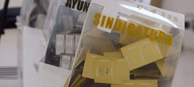 Urnas electorales; habrá recuento de votos de casillas de Juárez
