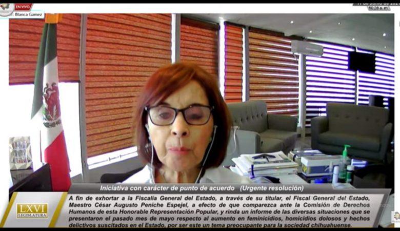 El Congreso del Estado solicitó que el fiscal César Augusto Peniche comparezca