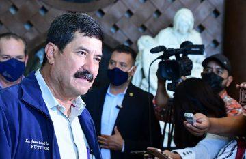 Javier Corral habló sobre la extradición de César Duarte