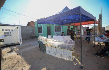 Elecciones en Juárez