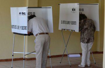 jornada electoral; chihuahua; elecciones 2021, elección Distrito 21