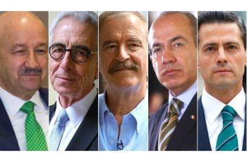INE; consulta popular; juicio a expresidentes