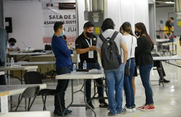 Asamblea Municipal Electoral de Juárez