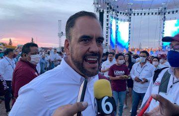 Juan Carlos Loera; transición