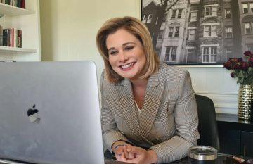 Maru Campos, secretarías política de género, reingeniería