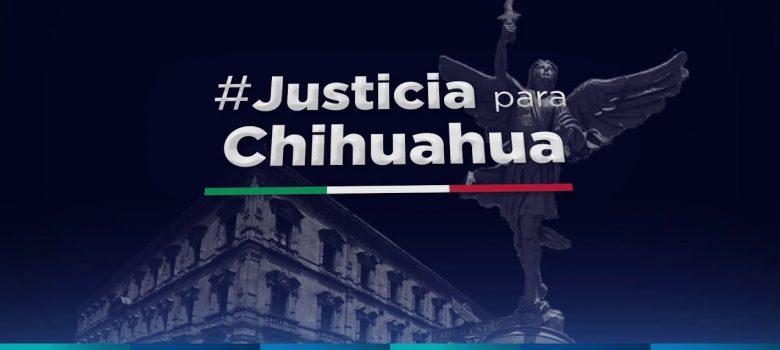 Operación Justicia para Chihuahua