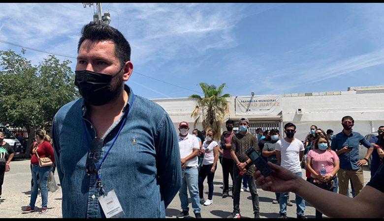 Morenistas exigen recuento voto por voto