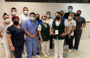 Ni Uno Más Familia IMSS durante la pandemia
