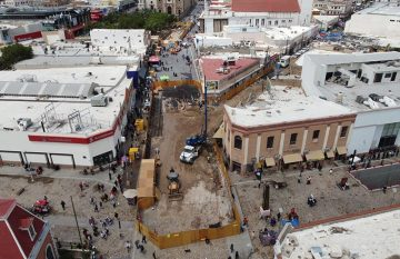 Estaciones subterráneas del BRT