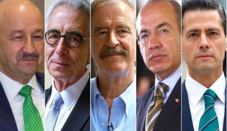 Consulta popular expresidentes