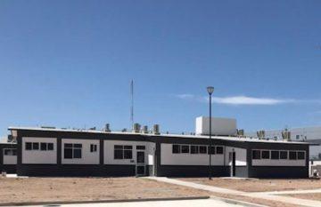 Uno de los cuatro cuarteles de la Guardia Nacional