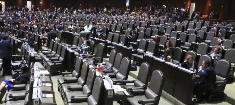 Curules en el Congreso