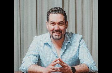 Edgar Piñón, diputado electo del Distrito 21