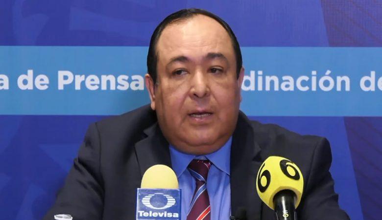 Jorge Espinoza, consejero jurídico a cargo del caso de César Duarte