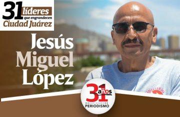Jesús Miguel López