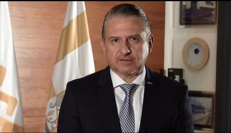 Francisco Santini, presidente del CCE de Chihuahua