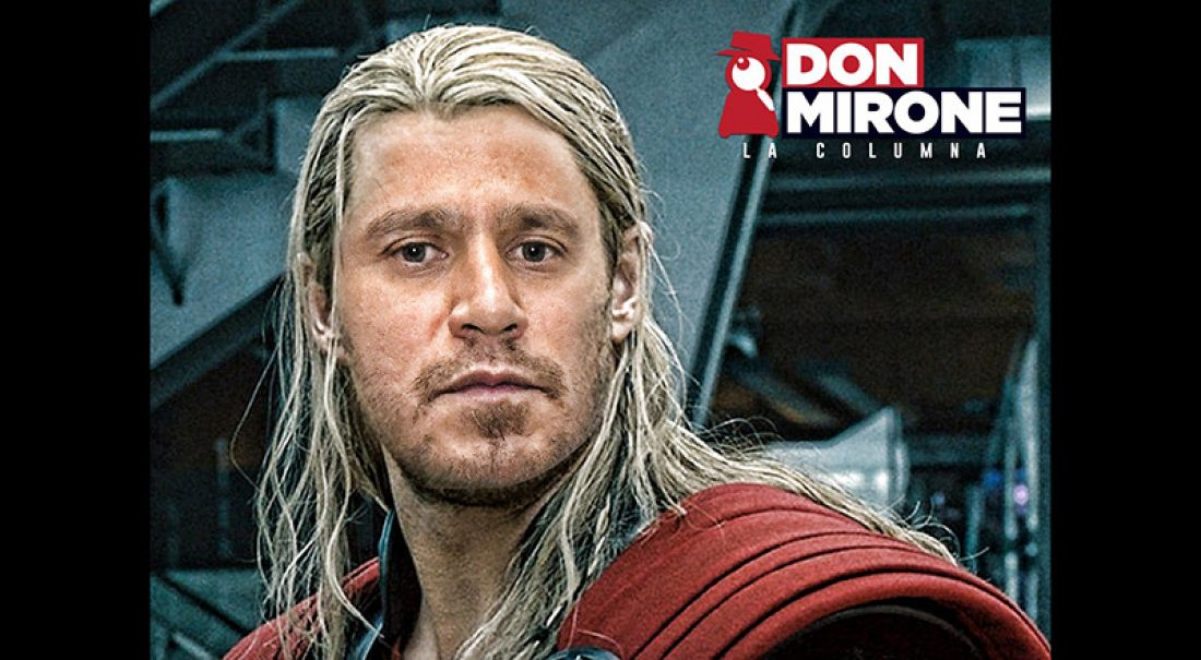 Mirone Thor puentes internacionales