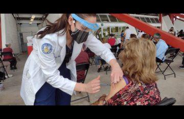 Vacunación contra el Covid-19 en la UACJ