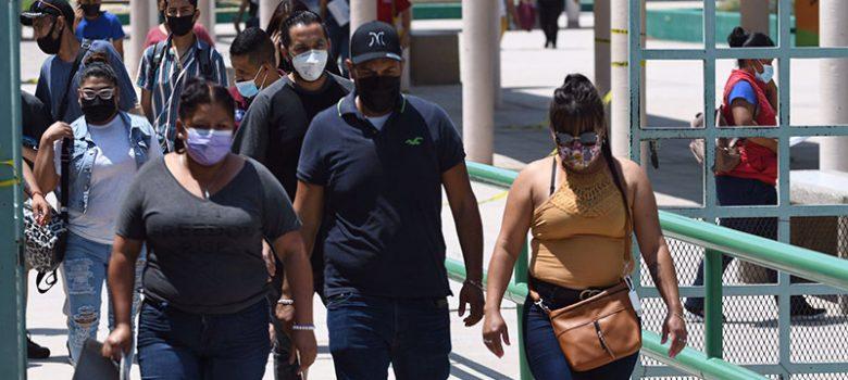 contagios; Vacuna Covid-19; Juárez