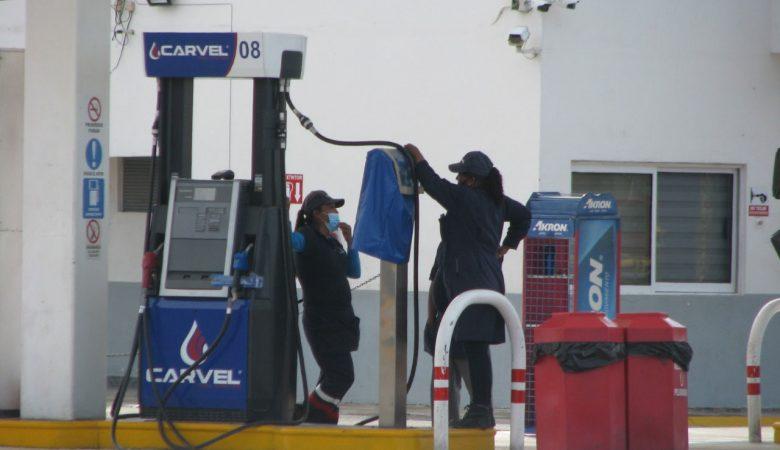 gasolina; diésel