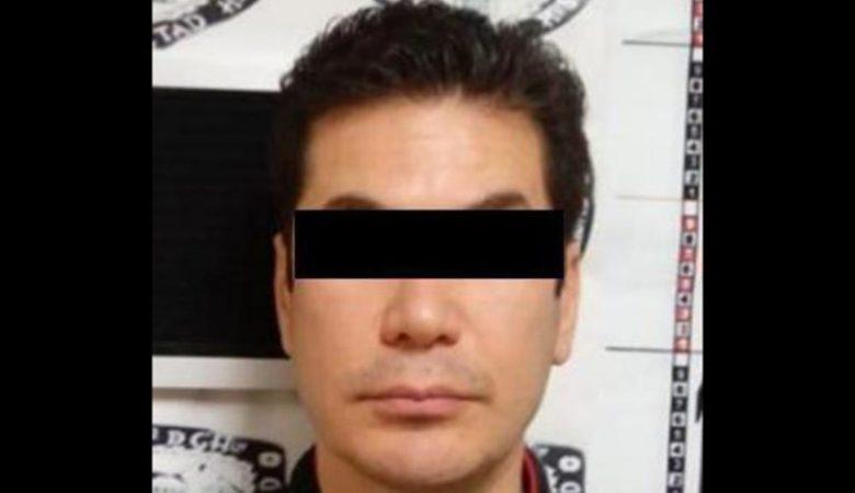 El profesor Alejandro Villarreal