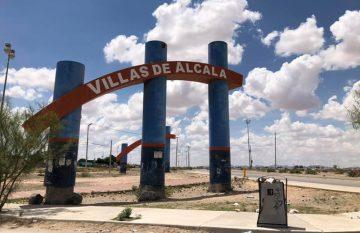 Basura en Villas de Alcalá