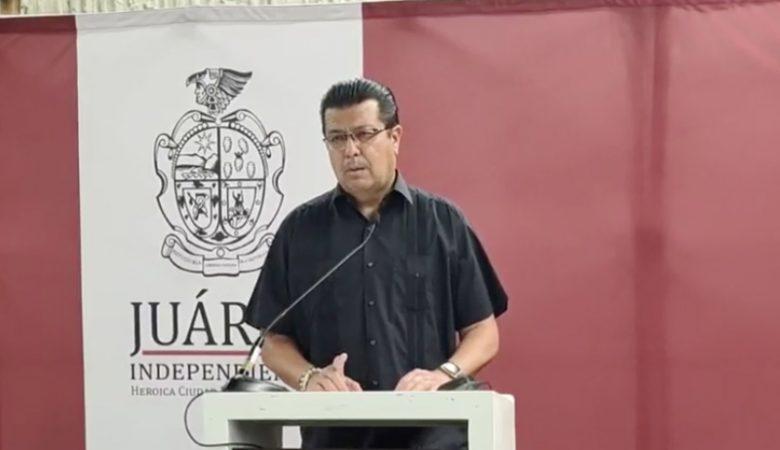 El alcalde Armando Cabada anunció que la Feria Juárez se pospone; iniciativa sinaloa