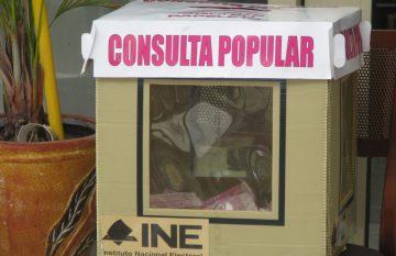 Chihuahua; Consulta Popular