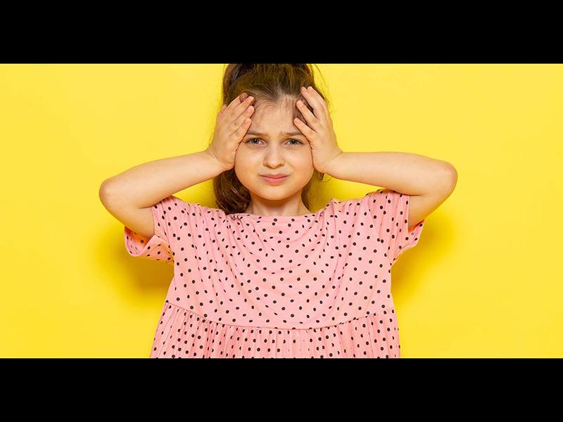 los niños y el estrés
