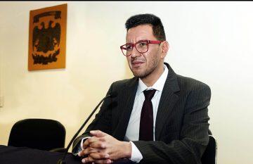 Iván Ruiz, director de la UNAM