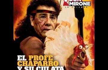 Mirone, Martín Chaparro, consulta popular