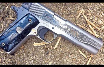 Arma con la que asesinaron a Miroslava