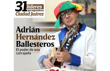 Adrián Hernández Ballesteros; doctores de la risa; risoterapia